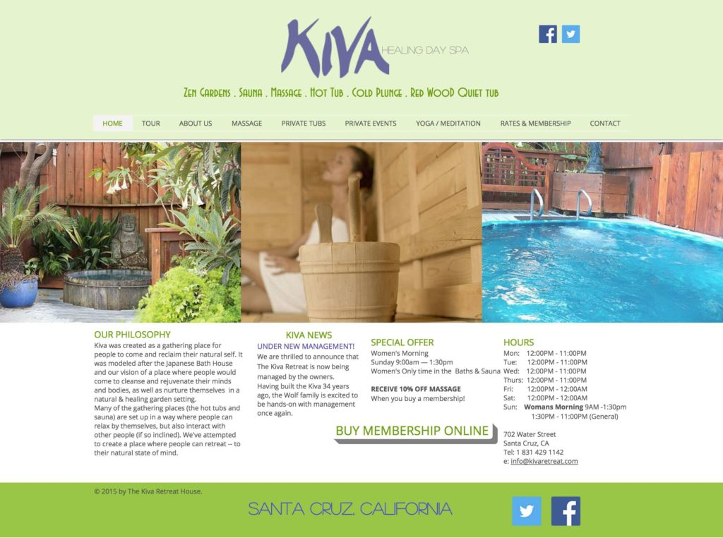 Kiva Retreat