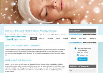 Skin Care Pleasure Point