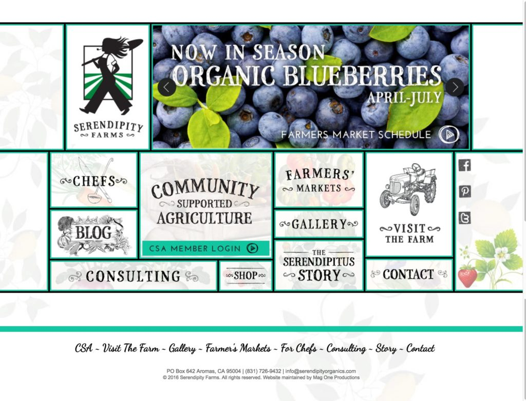 Serendipity Organic Farms