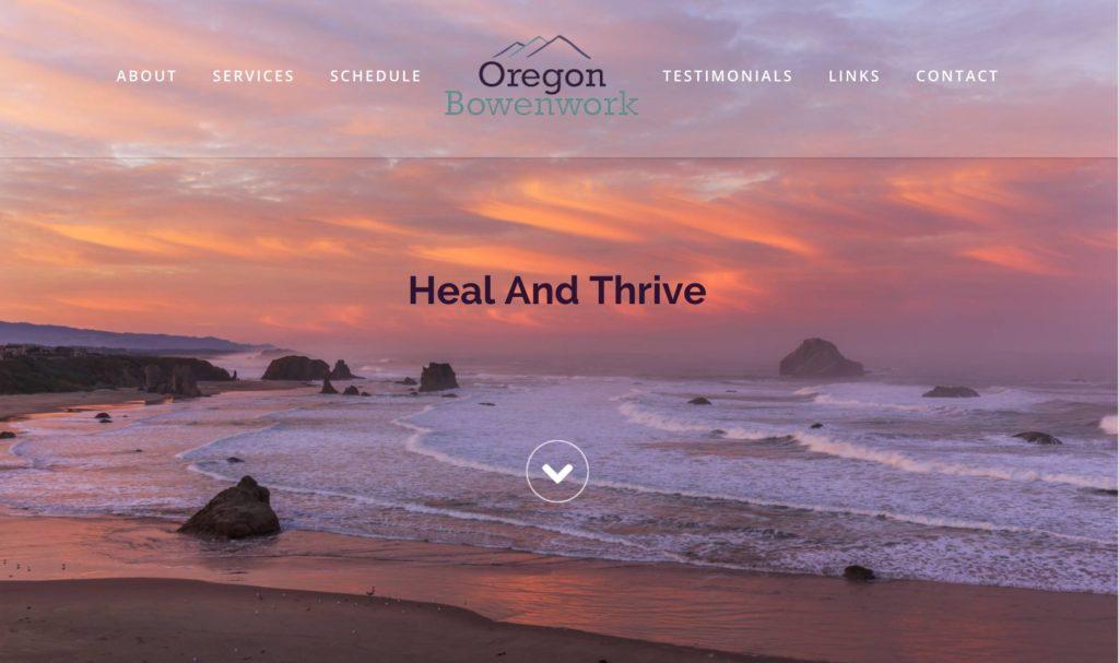 Oregon Bowenwork