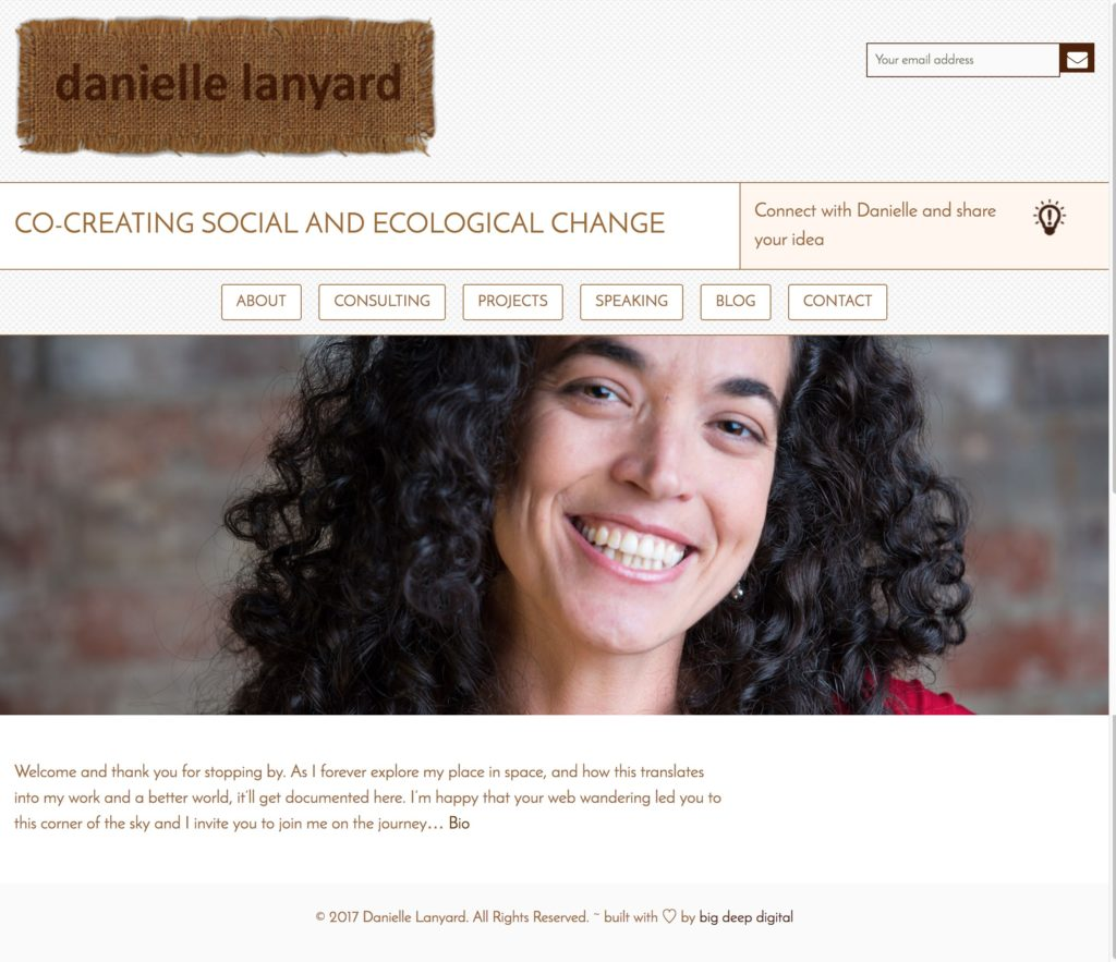 Danielle Lanyard