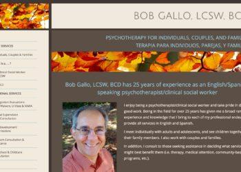 Bob Gallo LCSW